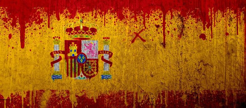 ¿A la m… Spain?